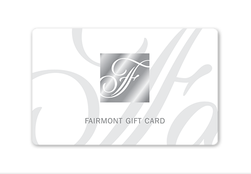 Fairmont Gift Cards