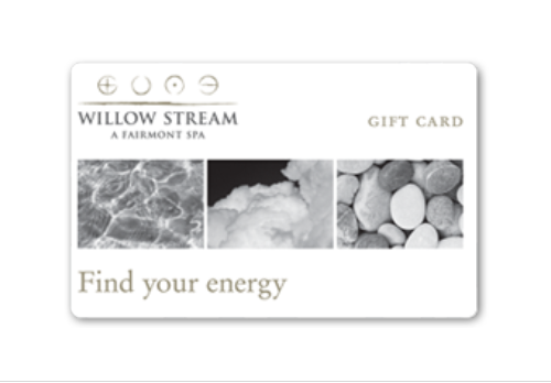 Willow Stream Spa Gift Card